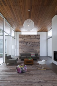DuChateau Floors - Terra Collection in Zimbabwe / Horwitz Residence by Minarc - modern - Living Room - San Diego - DuChateau Floors
