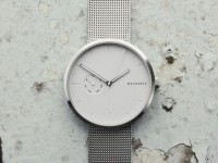 First Look - Meshable Stainless Steel Watches from Germany • Selectism