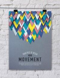 Principle of Design Poster Series – Fubiz™
