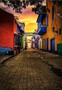 Some street in Venezuela | TNV on Inspirationde