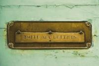 Toutes les tailles | Marseille (France), Old door mailbox | Flickr: partage de photos!