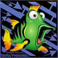 Mazes and Cats: Green Fish Maze
