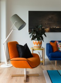 60s Inspired Apartment - Contemporary - Living Room - melbourne - by MR.MITCHELL