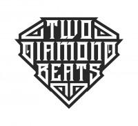 Two Diamond Beats - Typography - Creattica