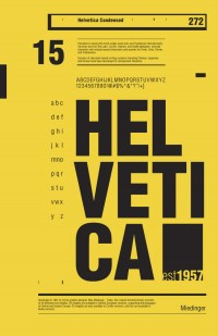 50 Years of Helvetica by R2works on Inspirationde