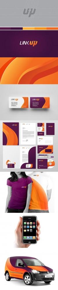 Up link - Logos - Creattica