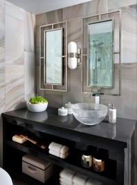 Contemporary Condo - Contemporary - Bathroom - toronto - by Toronto Interior Design Group | Yanic Simard