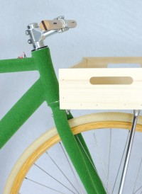 Ride the Lawn: Super Green Bike by Swabdesign — KNSTRCT - Carefully Curated Design News