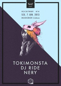 Rockit Night #14 - Tokimonsta on