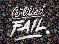Certified Fail by Joseph Alessio