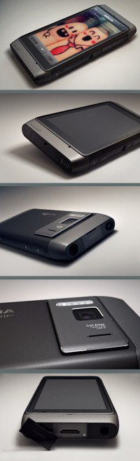 Nokia N8 on Industrial Design Served