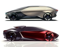 BMW i Concepts by Chris Lee - Car Body Design