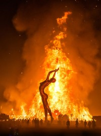 Trey Ratcliff Explores Burning Man 2013 | CrispMe