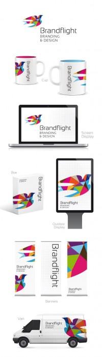 Brandflight - Logos - Creattica