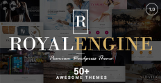 WordPress - Royal - Multi-Purpose Wordpress ThemeEngine | ThemeForest
