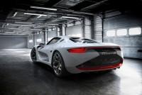Porsche Concept: Road Version (2014) on