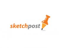 SketchPost - Logos - Creattica