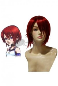 Kingdom Hearts Kairi Cosplay Wig