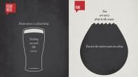 Designer ilustra citações famosas em série de pôsteres