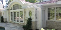 Highland Park - Luxury Renovation   Outdoor space design Highland Park   Spanish Design Interior Highland Park   Lisa Wolfe Design Highland Park, IL
