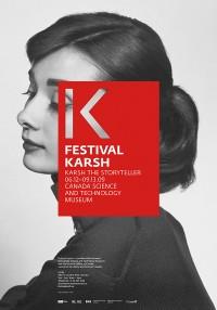 Festival Karsh / Branding on
