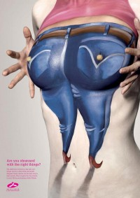 Breast Cancer Foundation | Ad Campaign | bumbumbum