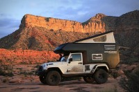 Jeep Action Camper | Uncrate