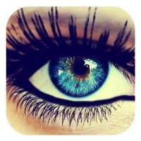 eye blue lashes beautiful cool awesome dream by forallthedreamers | Instaview