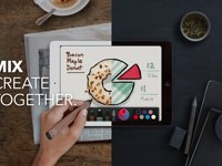 Mix by FiftyThree / Create Together on Vimeo