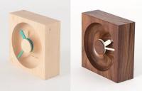 OClock: Wood & Cork Clocks by Okum Made