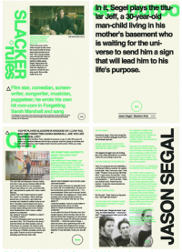 Design Practice: Type and Grid - Final Indesign Layouts: