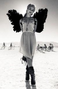 Angel (Burning Man) | Burningman Style & Creativity | Pinterest