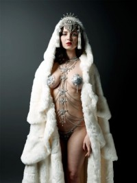 Burlesque @ Burning Man | Burningman Style & Creativity | Pinterest