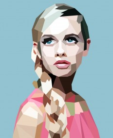 How To : Adobe Illustrator Geometric Art on Inspirationde