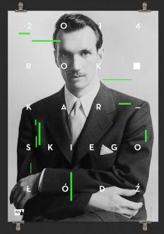 Poster Inspiration / 100th Anniversary of the Jan Karski's birth on Behance