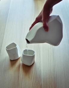 Varia — Rock ceramic set by Arkadiusz Szwed