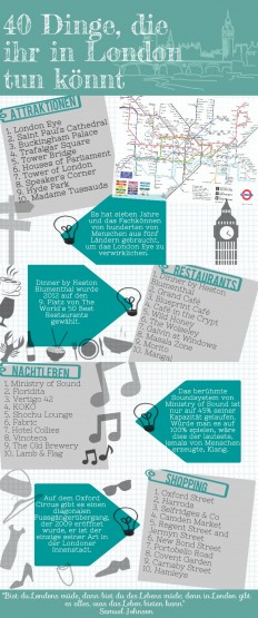 40 Must-Sees London: Diese Dinge musst du gesehen haben | Search for Happiness