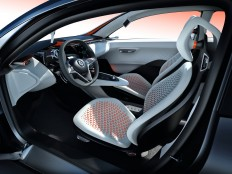 Renault EOLAB Concept Interior - Car Body Design