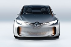 Renault EOLAB Concept - Car Body Design