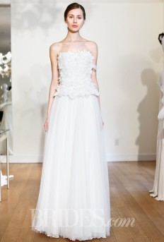 Alberta Ferretti Wedding Dresses Spring 2015 Bridal Runway Shows Brides.com | Wedding Dresses Style | Brides.com