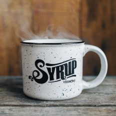 Syrup Speckled Camp Mug – Syrup Souvenir Shop on Inspirationde