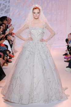 Zuhair Murad Fall 2014 Couture - Collection - Gallery - Look 46 - Style.com