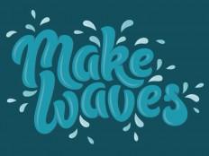 Make Waves on Inspirationde