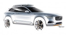 Volvo Concept Estate | Protótipo Volvo para o Salão de Genebra