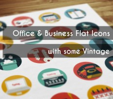 Mokreo.com » 32 Office & Business Icons