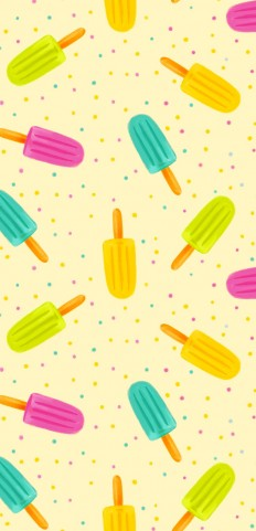 Repeating popsicle fabric | Patterns & Color | Pinterest