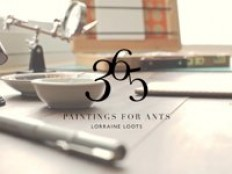 365 Paintings for Ants with Lorraine Loots on Vimeo