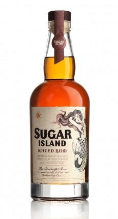 Sugar Island Rum   Lovely Package