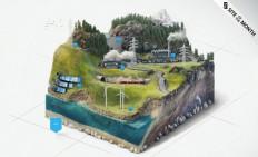 Terna The World Of Transmission designed by Gru...