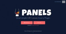 Scotch Panels - jQuery Off Canvas Menus and Pan...